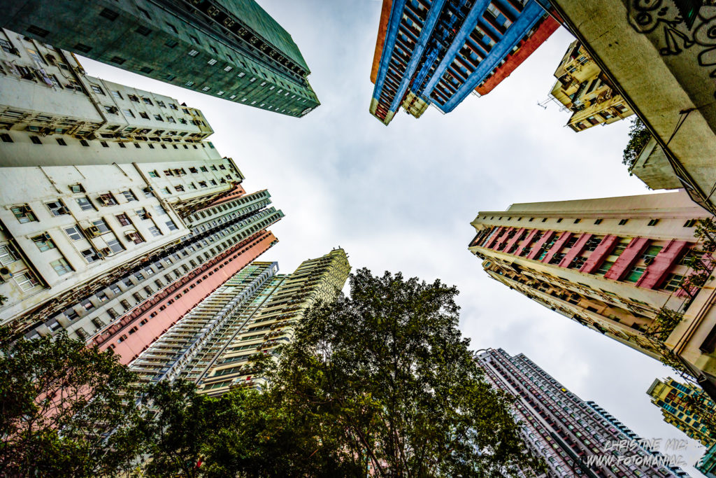 Colorful HongKong